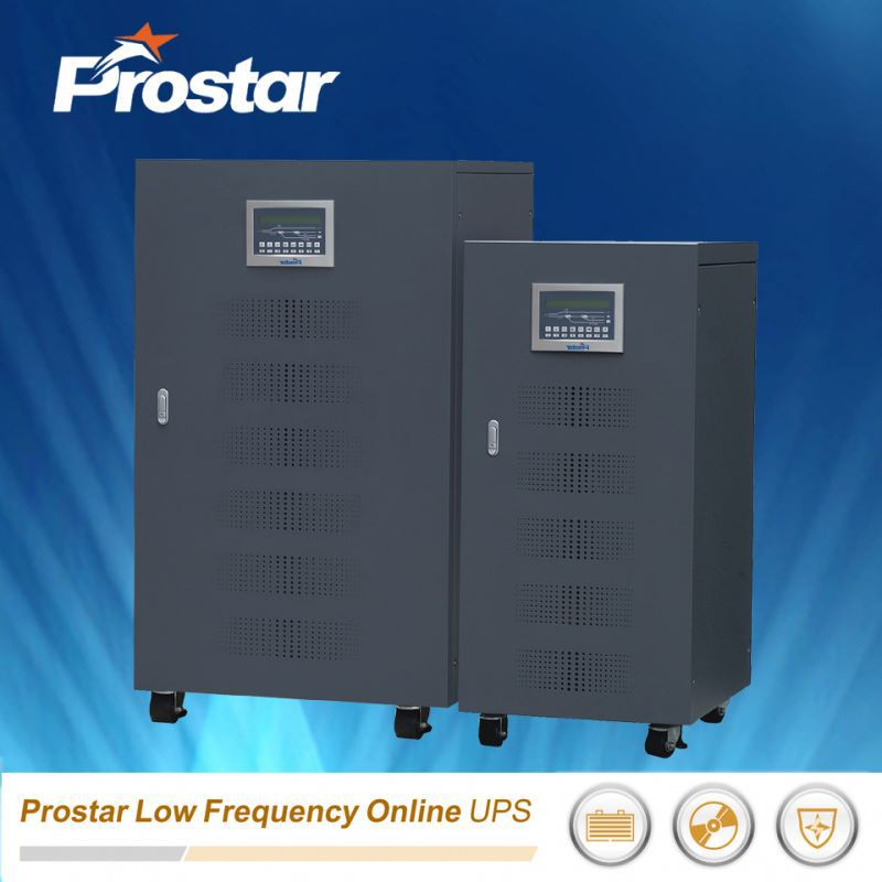 double convesion low frequeny online UPS,with isolated transformer 350KVA