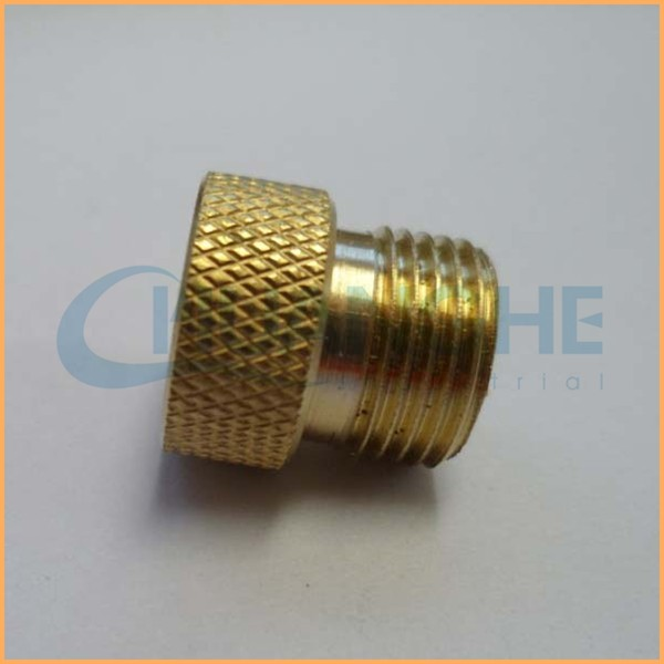 Alibaba china supplier sales brass kunrled thumb nuts