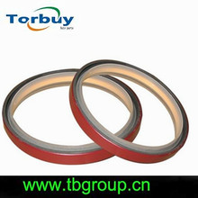 Oil press oil seal