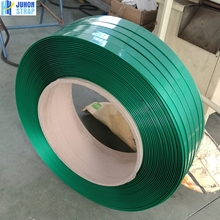 Plastic packing strip/strap with 16-31.75mm from chinese supplier