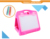 Kids Black and white double side folding drawing board