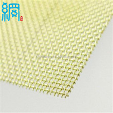 Brass Wire Mesh Class From Anping