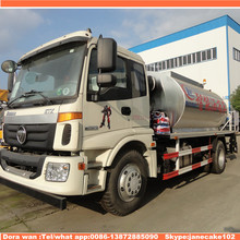 CLW brand heated bitumen spayer truck, asphalt paving machinery, asphalt emulsion sprayer truck for sales