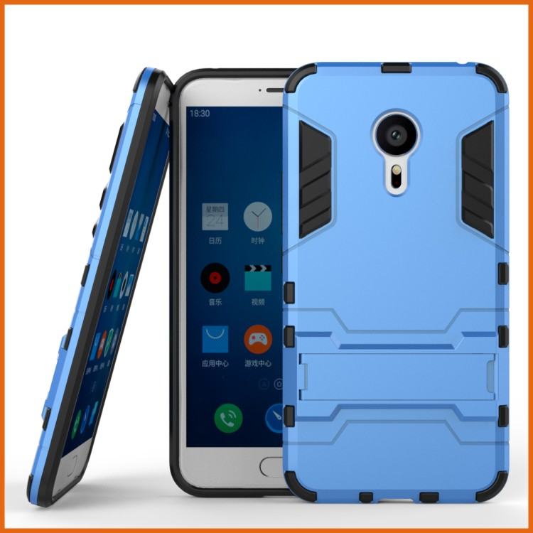 Combo mobile phone cover case meizu mx5 pro 5
