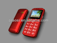 Big Button Dual SIM Senior Mobile Phone with Torch, one key sos emergency call