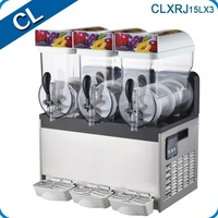 Summer new design mobile food cart for slush machine