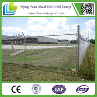Easily Assembled,Waterproof Feature and Nature Pressure Treated Wood Type used chain link fence