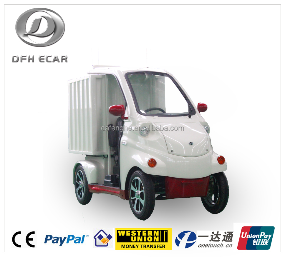 electric logistics automobile