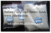 foliar fertilizer plant source amino acid powder 45%