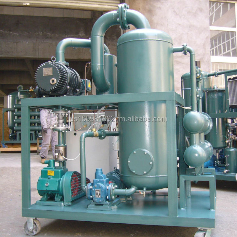 Transformer Oil Treatment Plant, Dielectric Oil Dehydration Machine