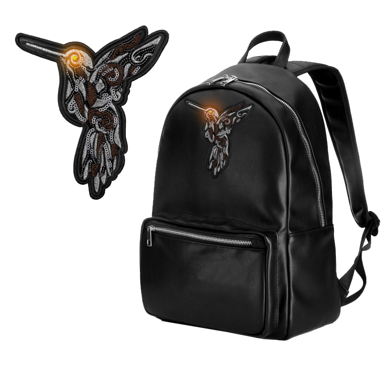 High quality PU school backpack bags of latest designs