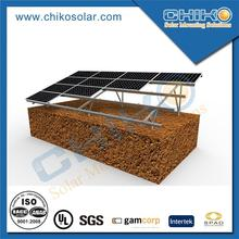 Cheap price photovoltaic solar mounting structure on ground solar farm