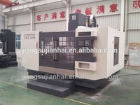 5-axes Line Rail CNC Vertical Milling Machine for Making Auto Parts LV-1060
