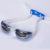 many designs custom swim goggles stylish designed swimming goggles uv protected safety glasses