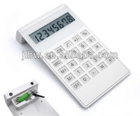 8 Digital Water Power Calculator White Calculator Eco-friendly calculator