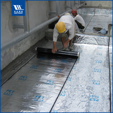 list and names of waterproofing materials