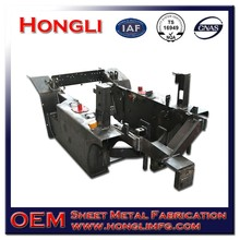 OEM Hongli Sheet Metal Fabrication of Folklift Fuel Tank