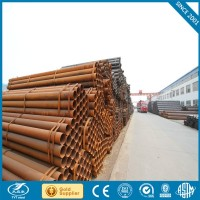 Factroy price erw carbon steel line pipe for oil and gas with high quality