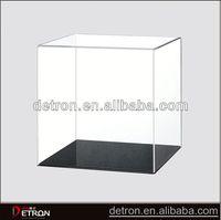 Elegant customized acrylic shoe display cabinet