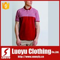 cheap uniform polo shirts polo t-shirt oem slim fit polo