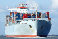 Container shipping agent from Shanghai to Dubai