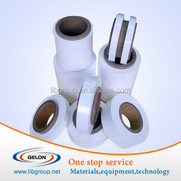 PE/PVC separator/Lithium battery materials Al foil Al Strip