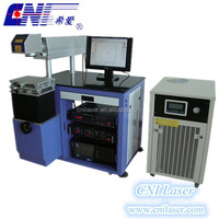 YAG Laser engraving machine for metal/stainless stell/jewelry