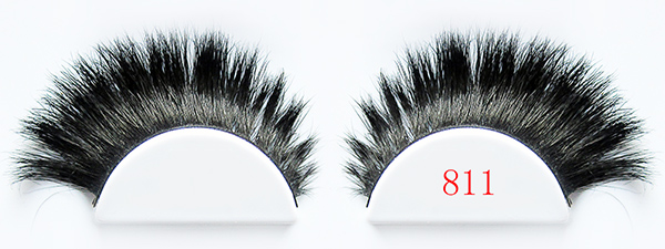 China Wholesale Custom stars colors eyelashes
