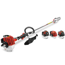 gasoline saw pole tree pruner