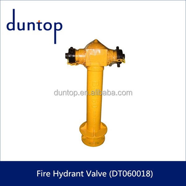 High Quality Water Power Wet Barrel Fire Hydrant