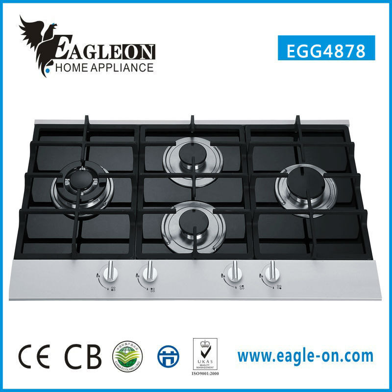 4 Burners Kitchen Gas Stove Cooker <strong>Appliance</strong>