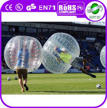 Factory Price human bubble ball,balls bouncing rubber,human hamster ball for sale