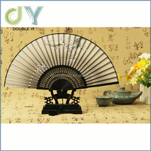 wholesale make chinese paper fans / chinese bamboo fan large / white paper folding fans