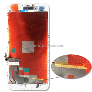 Wholesale cheapest price for iPhone 7 LCD display 3D touch screen assembly with good quality IC cable digitizer