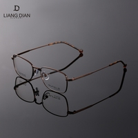 gold mens glasses frames simple new design spectacles