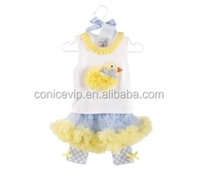 new arrival kid clothing pettiskirt lace dress clothes outfit children's clothing set