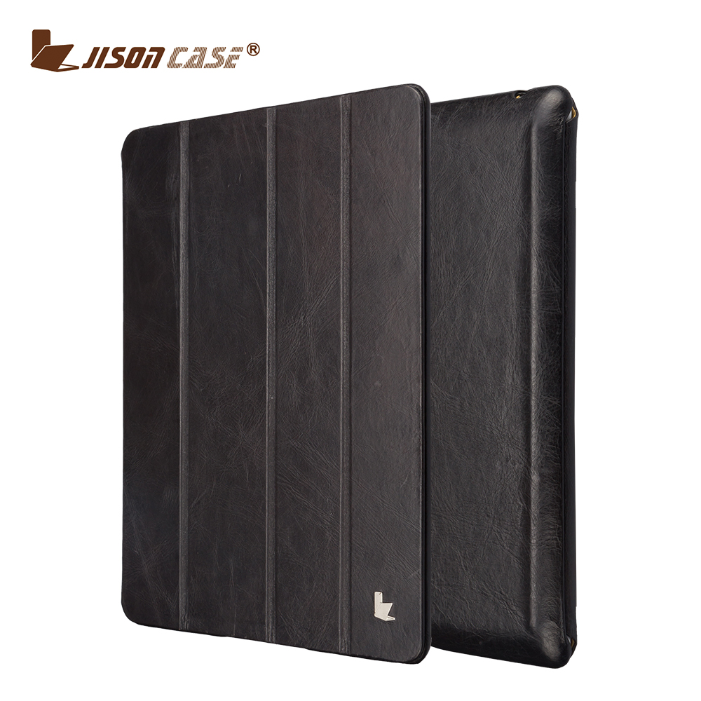 2018 smart cover leather folio case for iPad Mini 4 case and cover Chinese supplier for ipad cases