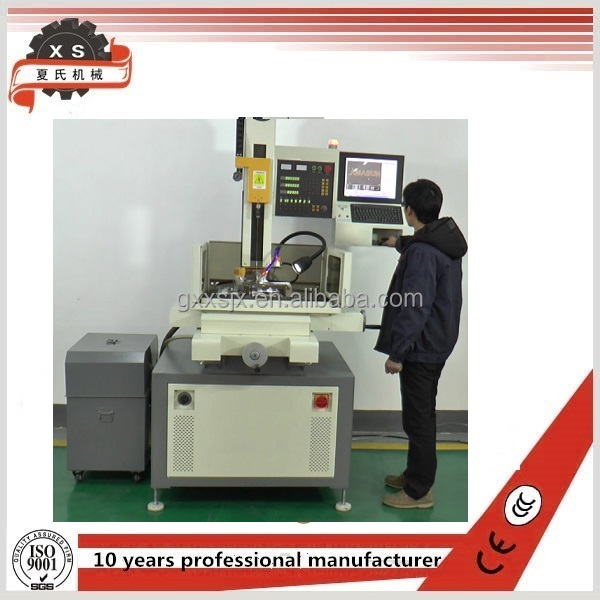 cnc machine durable super drill edm XSK345P