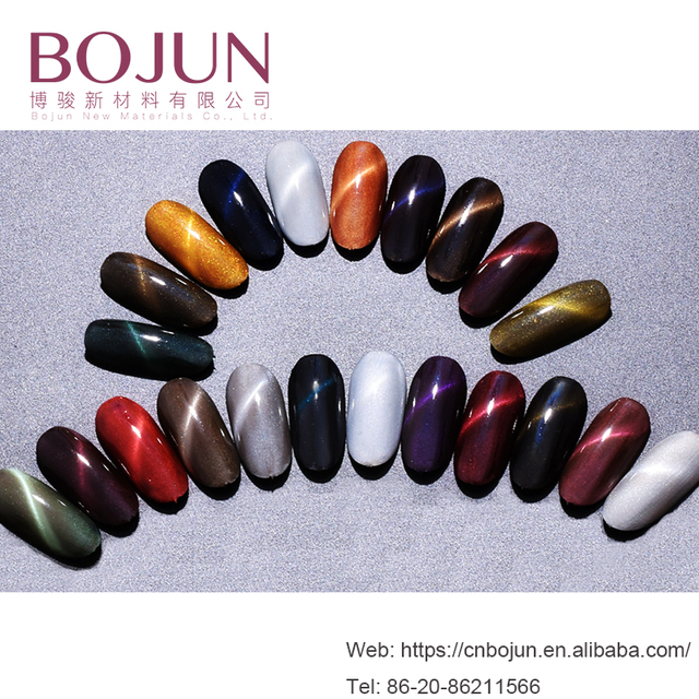 New style 22 colors 3d cat eyes chameleon pigment mica cosmetic pigment