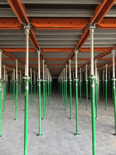Green Formwork Aluminium Slab Formwork for No Beam or Less Beam Structure