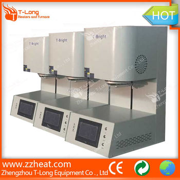 1700C Programmable Electric Dental Zirconia Sintering Furnace