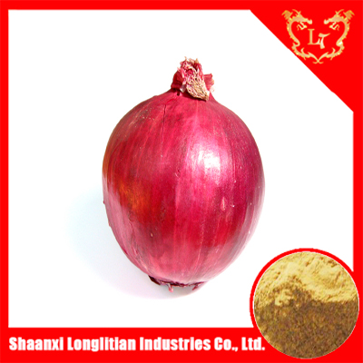 100% natural quercetin extract/red onion extract with 10:1 quercetin bulk