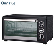 28L Kitchen electrical oven/electrical round oven/electric conventional oven