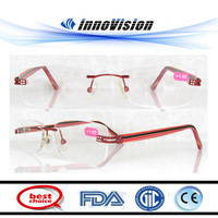 cheap fashion metal reading glasses