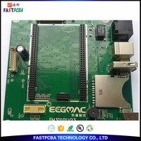 2 Layer Pcb For Assembly Smart Meter Pcb