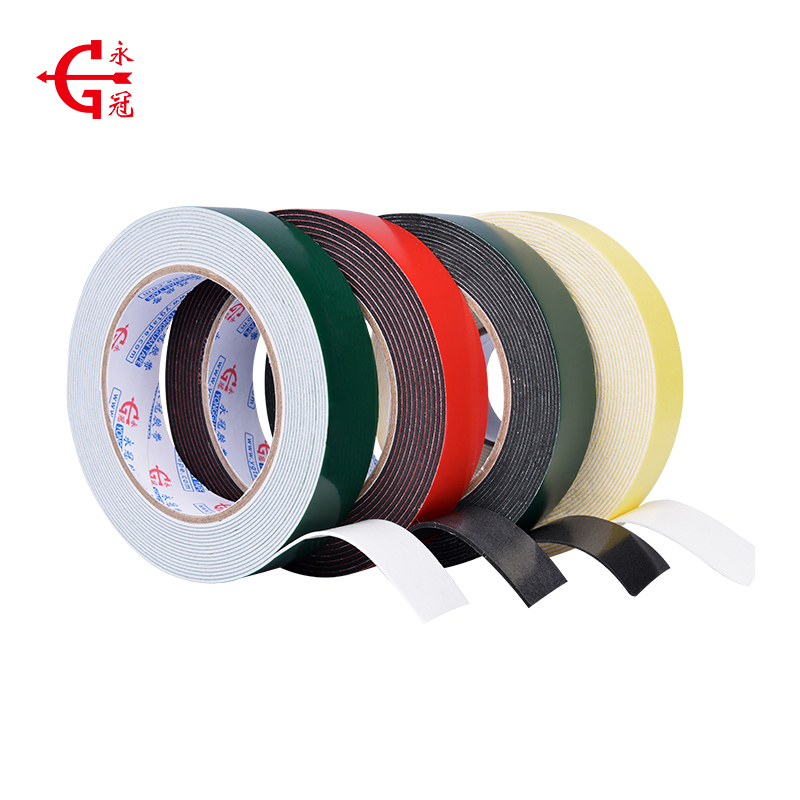 Free samples High adhesive eco-friendly double sided foam tape
