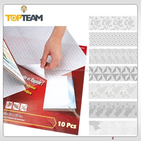 good quality adhesive backed plastic film