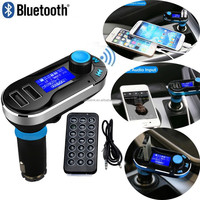 Hot New Wireless Bluetooth FM Transmitter MP3 Player Car Kit Charger for iPhone