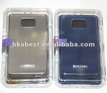 brushed metal hard case for Samsung Galaxy s2 i9100