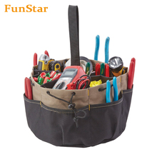 Practical and Portable Bucket Parachute Tool Bag